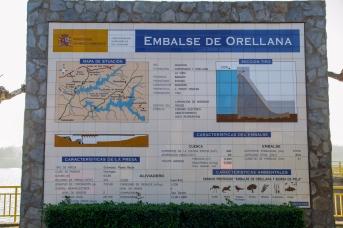 Embalse de Orellana